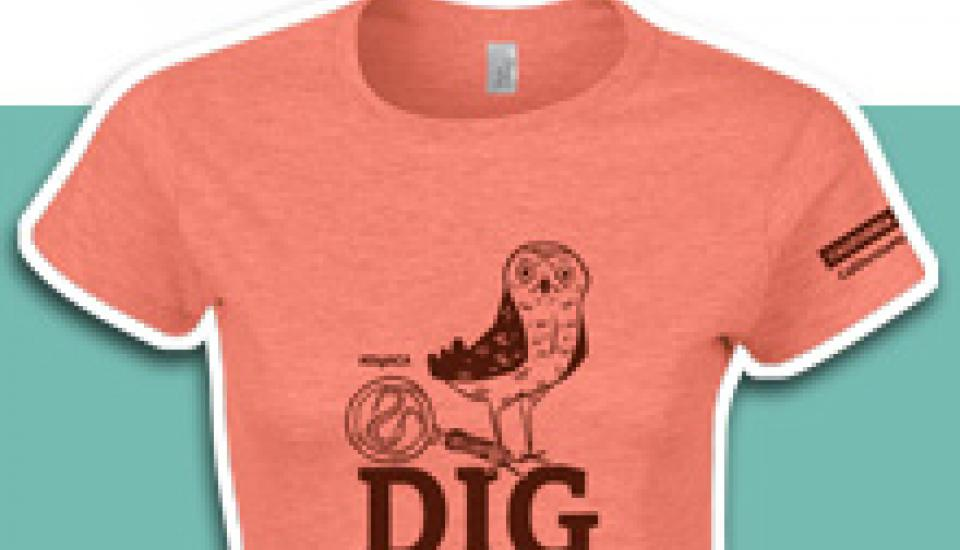 Image of Dig It Women's Tee