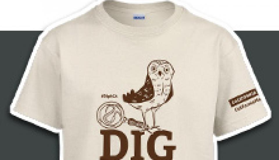 Image of Dig It Kids' Tee