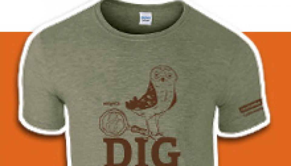 Image of Dig It Men's Tee
