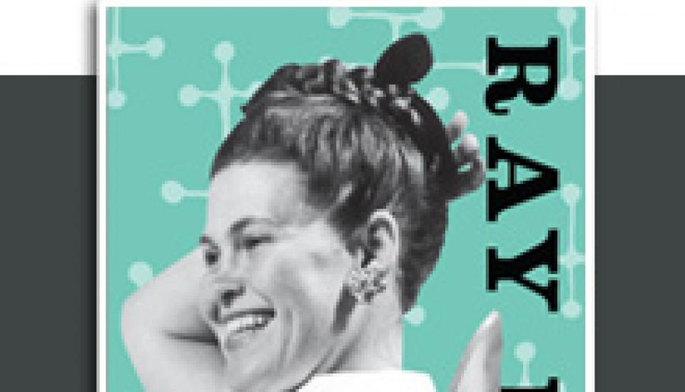 Image of Ray Eames Banner