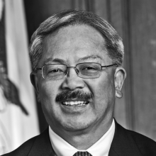 Ed Lee photo