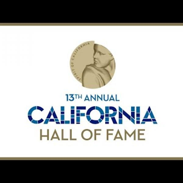 13th Annual California Hall of Fame