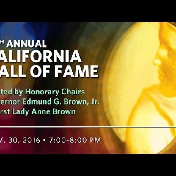 10th Annual California Hall of Fame