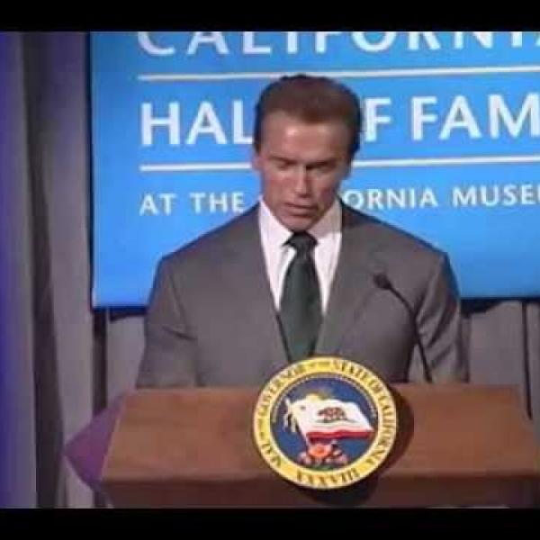 2nd Annual California Hall of Fame