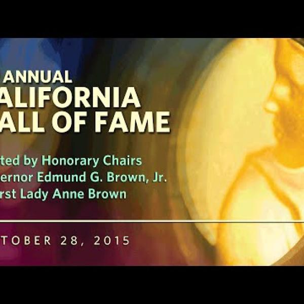9th Annual California Hall of Fame