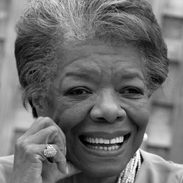 Dr. Maya Angelou photo