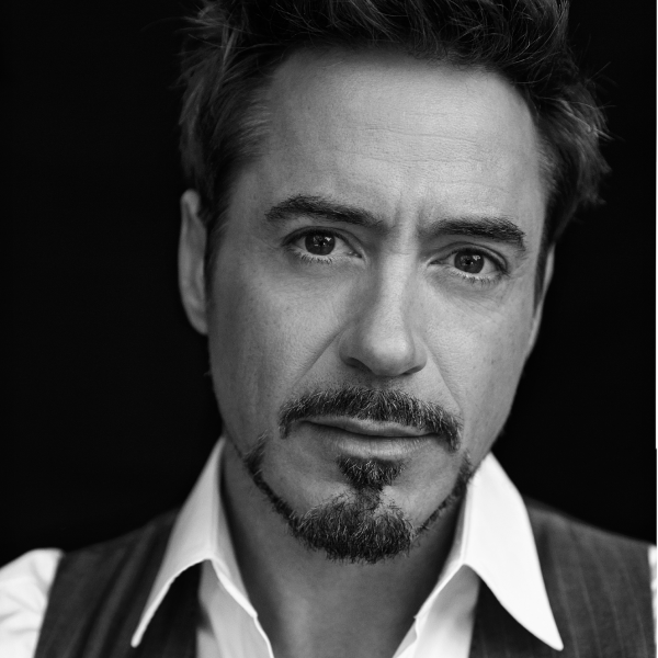 Photo by Sam Jones. Courtesy of Robert Downey Jr.
